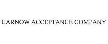 CARNOW ACCEPTANCE COMPANY