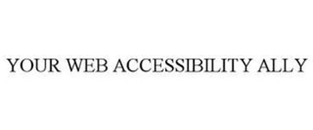 YOUR WEB ACCESSIBILITY ALLY