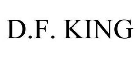 D.F. KING