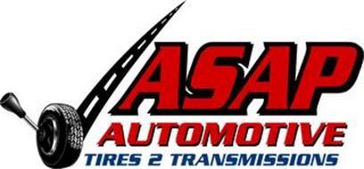 ASAP AUTOMOTIVE TIRES 2 TRANSMISSIONS