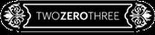 TWOZEROTHREE