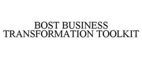 BOST BUSINESS TRANSFORMATION TOOLKIT