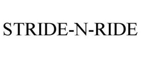 STRIDE-N-RIDE
