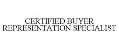 CERTIFIED BUYER REPRESENTATION SPECIALIST
