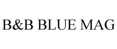 B&B BLUE MAG