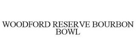 WOODFORD RESERVE BOURBON BOWL