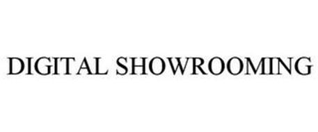 DIGITAL SHOWROOMING
