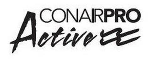 CONAIRPRO ACTIVE