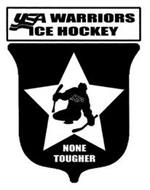 USA WARRIORS ICE HOCKEY NONE TOUGHER