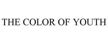 THE COLOR OF YOUTH