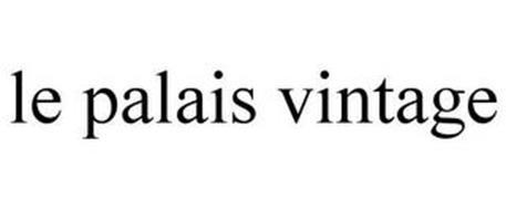LE PALAIS VINTAGE