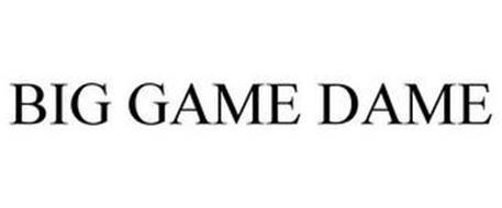BIG GAME DAME