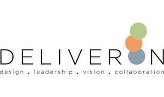 DELIVERON · DESIGN · LEADERSHIP · VISION · COLLABORATION