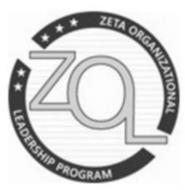 ZOL ZETA ORGANIZATIONAL LEADERSHIP PROGRAM
