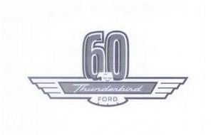 60 THUNDERBIRD FORD