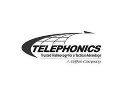 TELEPHONICS TRUSTED TECHNOLOGY FOR A TACTICAL ADVANTAGE A GRIFFON COMPANY