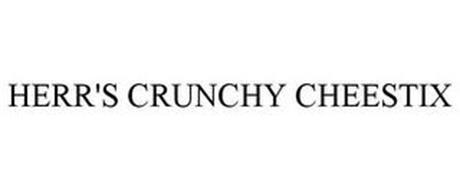 HERR'S CRUNCHY CHEESTIX