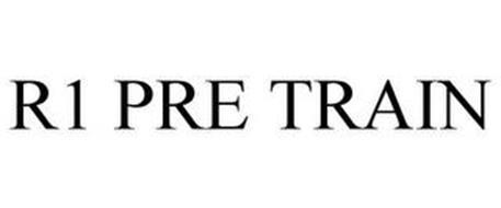R1 PRE TRAIN