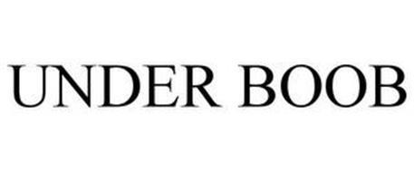 UNDER BOOB