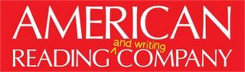 AMERICAN READING AND WRITING COMPANY