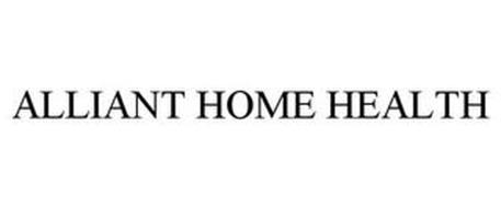 ALLIANT HOME HEALTH