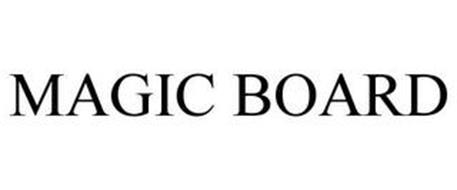 MAGIC BOARD