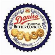 DANISH SPECIALTY FOODS APS COPENHAGEN DENMARK DANISA TRADITIONAL BUTTER COOKIES ORIGINAL DANISH RECIPE