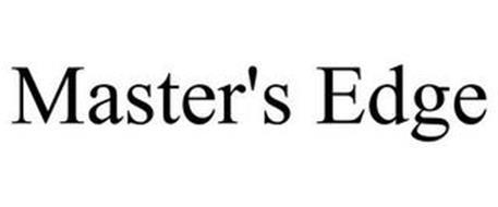 MASTER'S EDGE