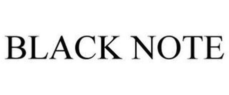 Black Note, Inc  Trademarks (3) from Trademarkia - page 1