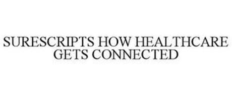 SURESCRIPTS HOW HEALTHCARE GETS CONNECTED