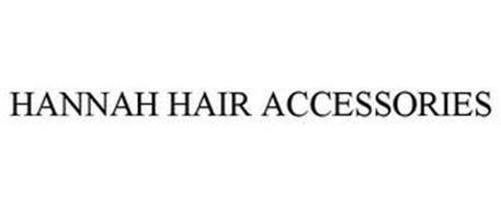 HANNAH HAIR ACCESSORIES