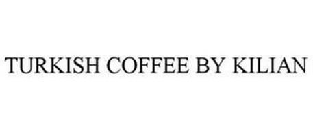 TURKISH COFFEE BY KILIAN