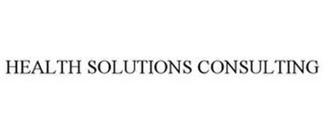 HEALTH SOLUTIONS CONSULTING