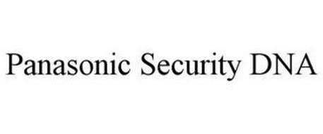 PANASONIC SECURITY DNA