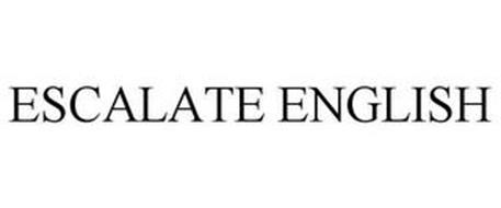 ESCALATE ENGLISH