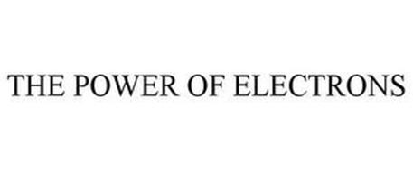 THE POWER OF ELECTRONS