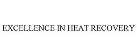 EXCELLENCE IN HEAT RECOVERY