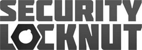 SECURITY LOCKNUT