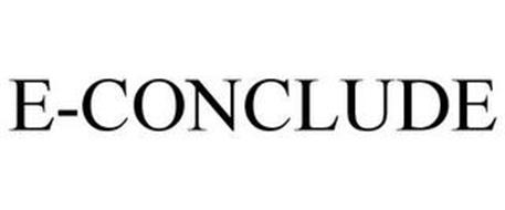 E-CONCLUDE