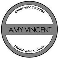 AMY VINCENT AMOR VINCIT OMNIA