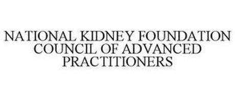 NATIONAL KIDNEY FOUNDATION COUNCIL OF ADVANCED PRACTITIONERS