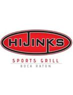 HIJINKS SPORTS GRILL BOCA RATON