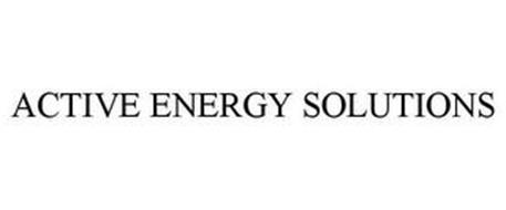 ACTIVE ENERGY SOLUTIONS