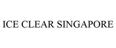 ICE CLEAR SINGAPORE