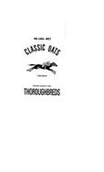 96 LBS. NET CLASSIC OATS TRADEMARK SPECIAL QUALITY FOR THOROUGHBREDS