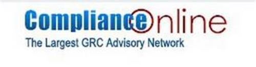 COMPLIANCE ONLINE THE LARGEST GRC ADVISORY NETWORK
