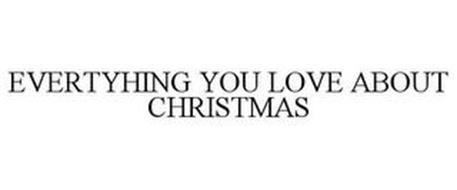 EVERYTHING YOU LOVE ABOUT CHRISTMAS