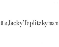 THE JACKY TEPLITZKY TEAM