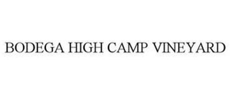 BODEGA HIGH CAMP VINEYARD