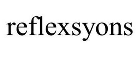 REFLEXSYONS